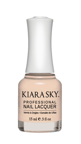 NAIL LACQUER - N492 ONLY NATURAL