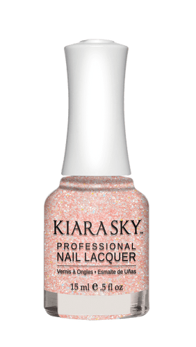 NAIL LACQUER - N496 PINKING OF SPARKLE