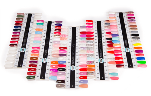 Kiara Sky Color Palette