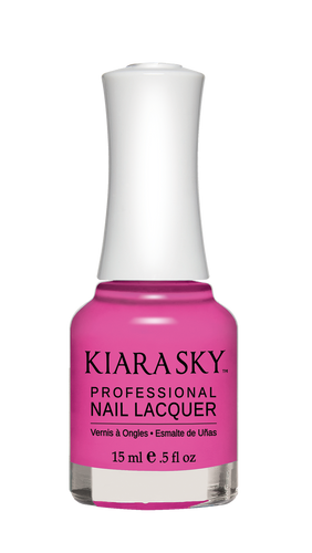 NAIL LACQUER - N541 PIXIE PINK