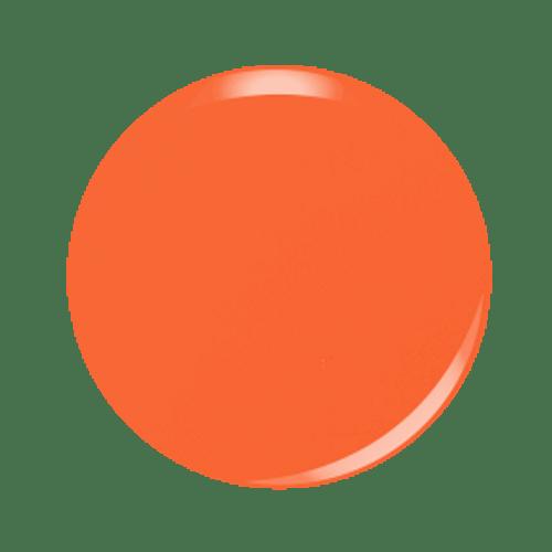 GEL POLISH - G542 TWIZZLY TANGERINE
