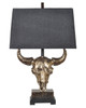 Master of the Prairies Table Lamp