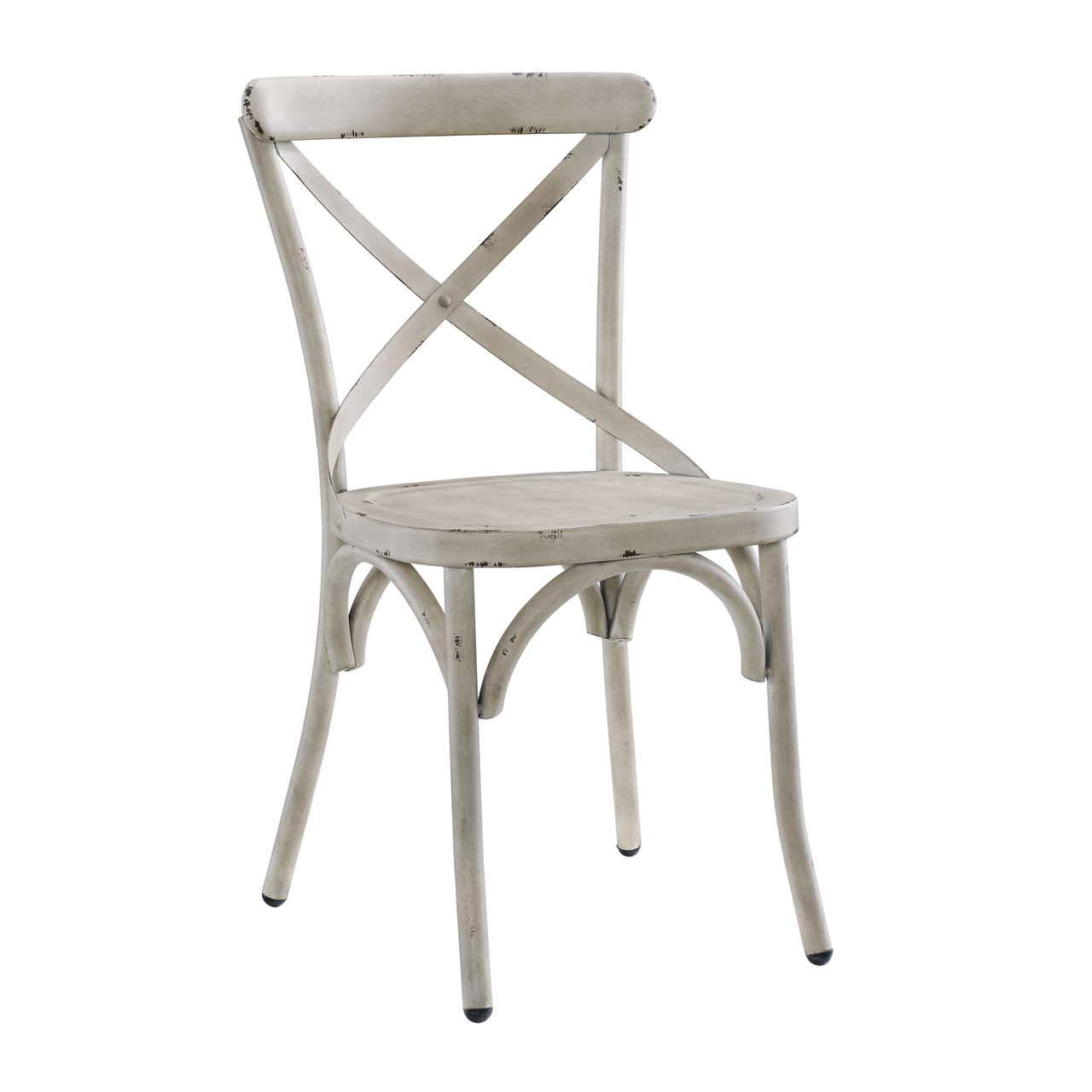 Beau Bowery Dining Chair   White