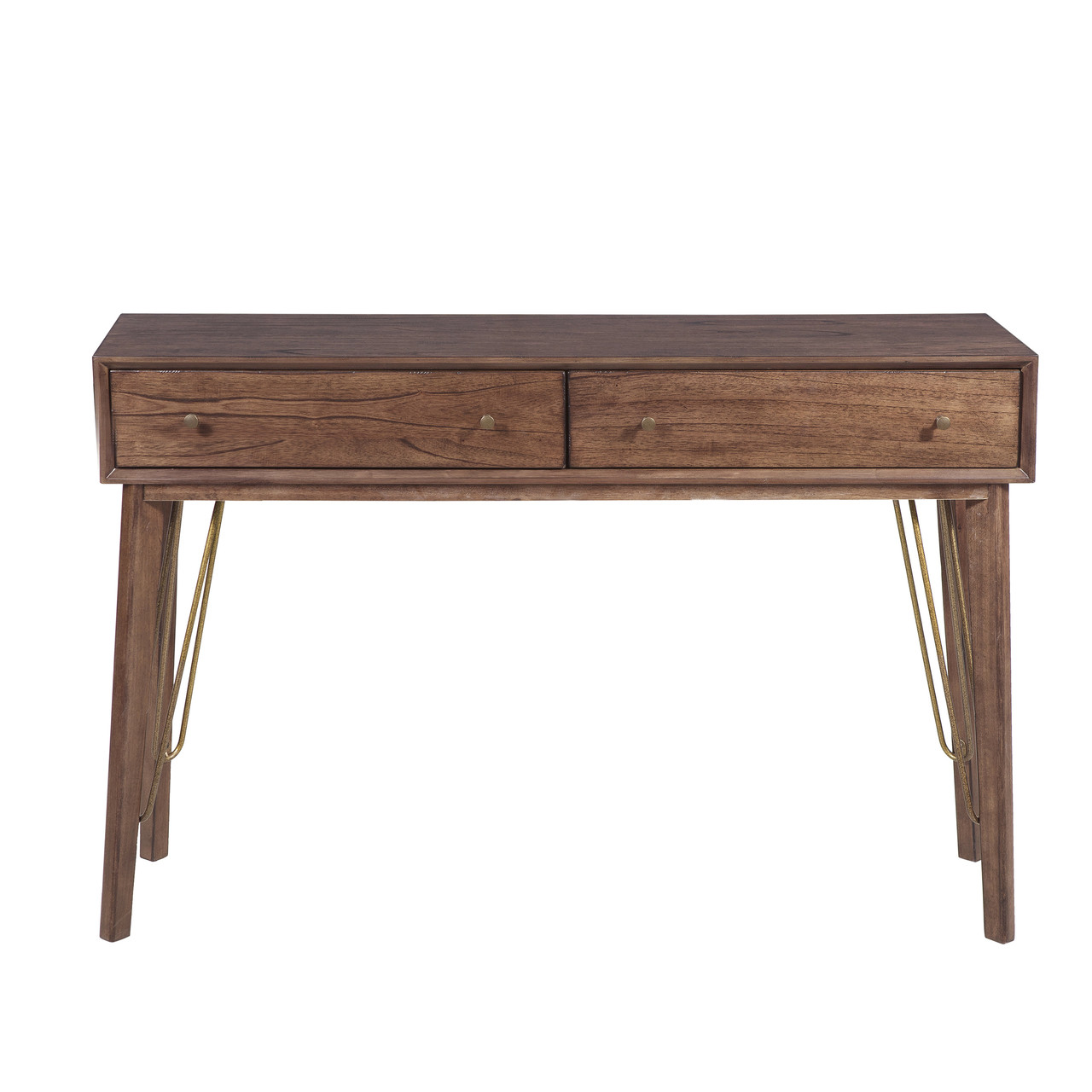 Hudson Mid Century Modern Console Table