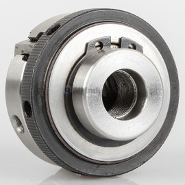 "All Industrial 47700 | Self-Centering Lathe Chuck Plain Back 2"" 3-Jaw M14-1 Hardened"