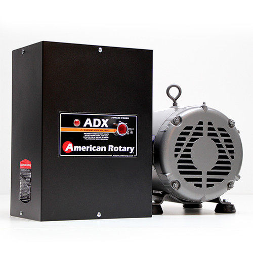 American Rotary ADX25 | 25HP 240V ADX Series Rotary Phase Converter