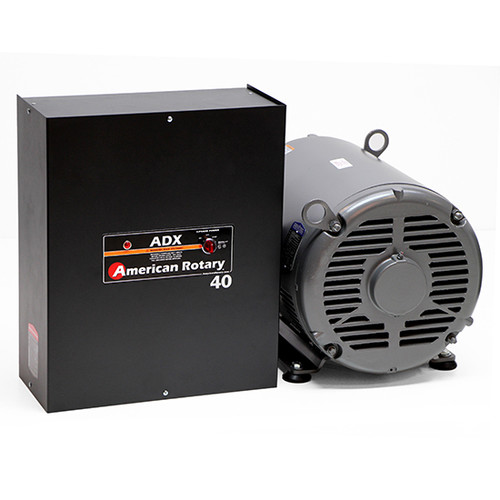 American Rotary ADX40 | 40HP 240V ADX Series Rotary Phase Converter