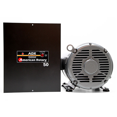 American Rotary ADX50   50HP 240V ADX Series Rotary Phase Converter