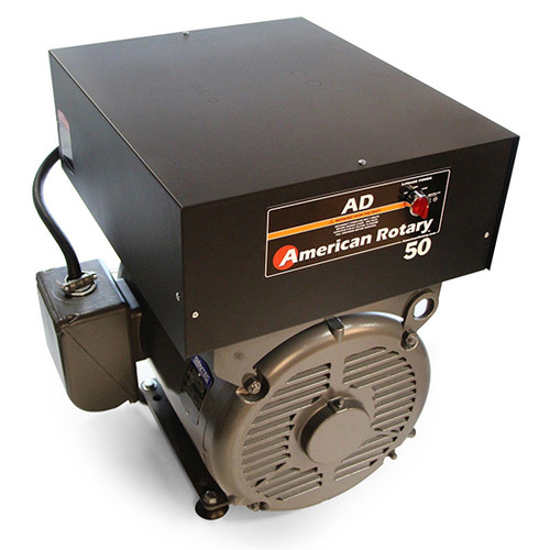 American Rotary AD50FM | 50HP 240V AD Series Floor Mount Rotary Phase Converter