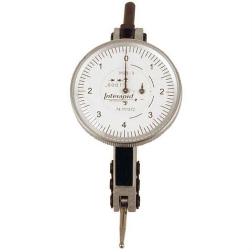 Interapid 312B-3 | 0-4-0 Horizontal Type Dial Test Indicator