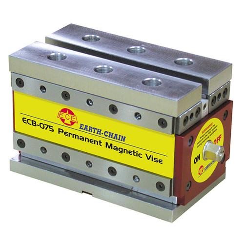 Techniks ECB-075 | 1,650 Lbs. ECB Magnetic Vise
