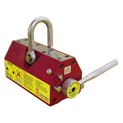 Techniks ELM-2000 | 2,000kg/4400lb Lifting Magnet