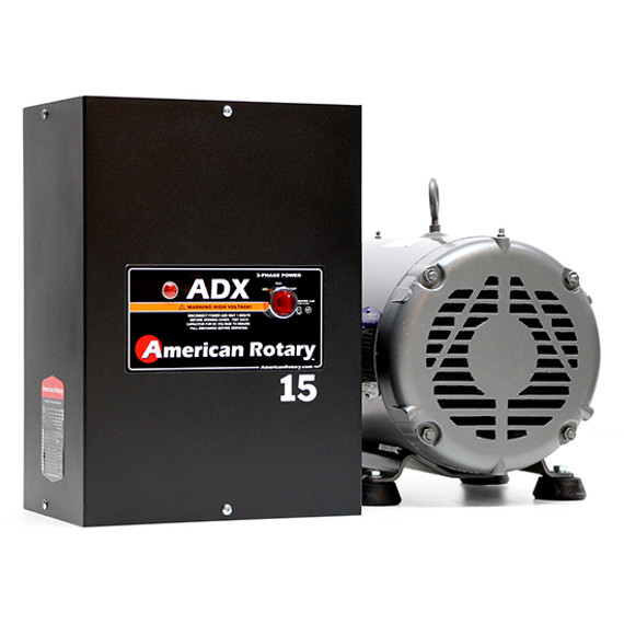 American Rotary ADX15 | 15HP 240V ADX Series Rotary Phase Converter