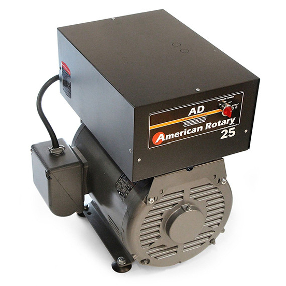 American Rotary AD25FM | 25HP 240V AD Series Floor Mount Rotary Phase Converter
