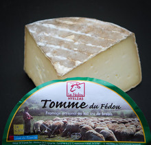 Tomme Brebis Fedou