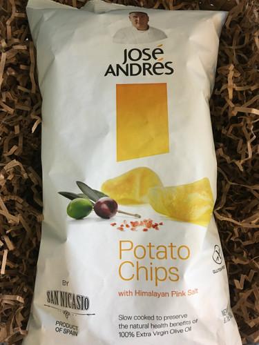 José Andrés Potato chips