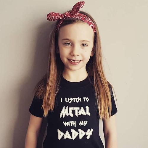 Metal Daddy T-Shirt