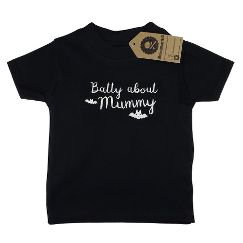 Batty about Mummy T-shirt