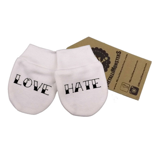 Love & Hate Mittens
