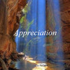 "Free download of ""appreciation"" from the CD Toward a Gentle Place"