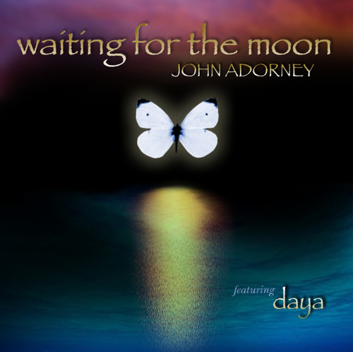 Waiting for the Moon CD - John Adorney - FREE SHIPPING!