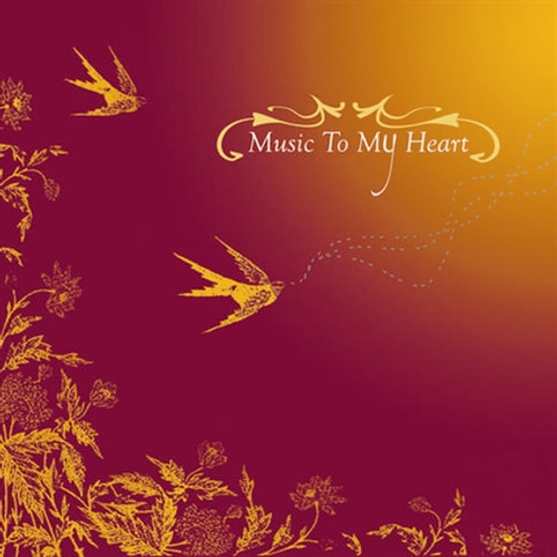 Music to My Heart CD - Music by John Adorney & Quotes by Prem Rawat