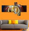 Multicolor Home Decor Artwork
