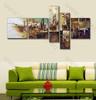 Famous City Canvas Artwork