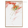 Red Cherry Blossom Wall Hanging
