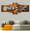 Geometric Circle & Streaks Design famous artwork