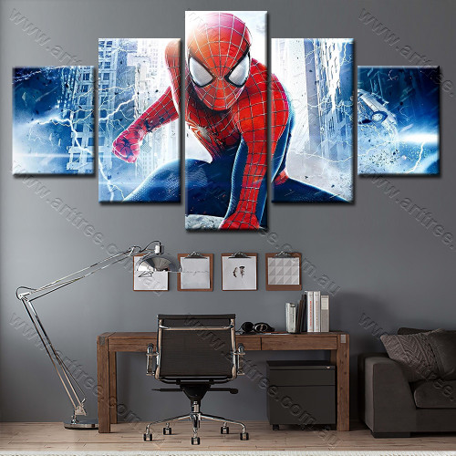 Hollywood Spiderman