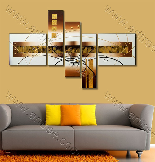 Abstract Painting Online   Framed Canvas Wall Art Australia