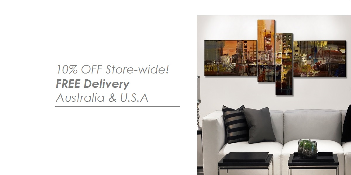 Free Delivery Australia and USA