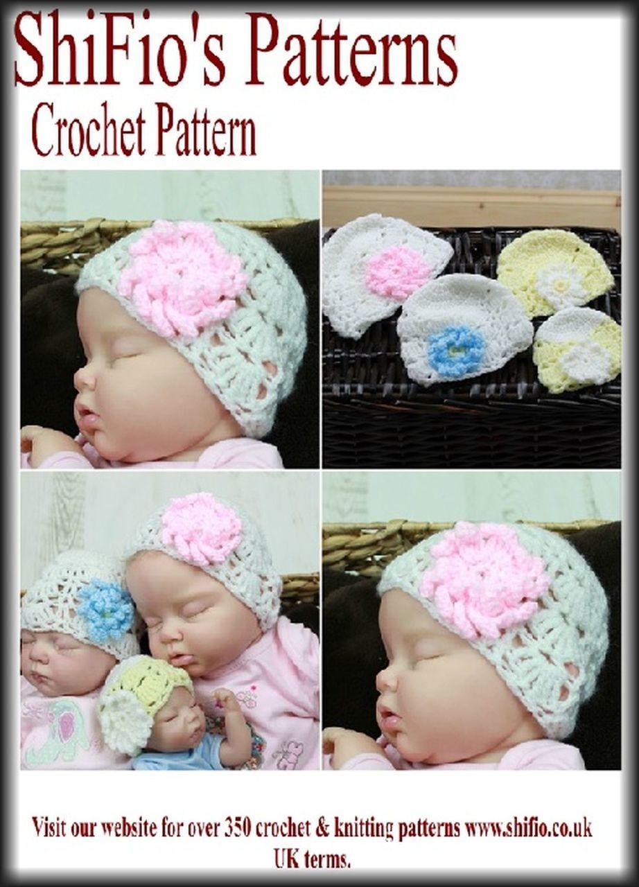 Free Crochet Pattern #1