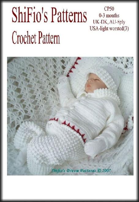Crochet Pattern #50