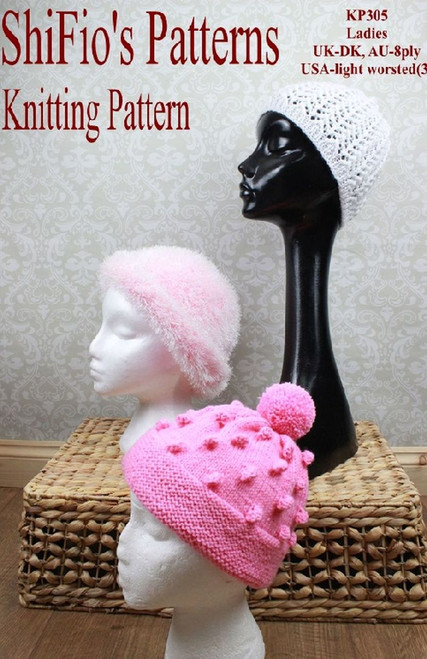 Knitting Pattern #305