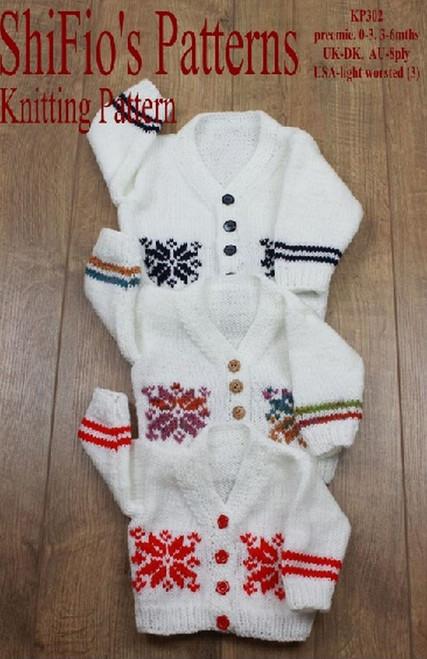 Knitting Pattern #302