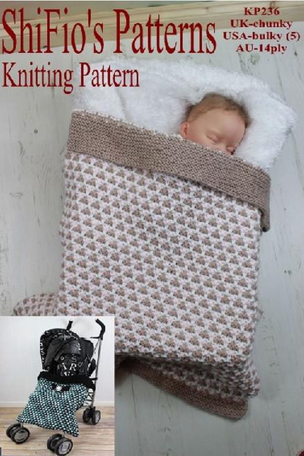 Knitting Pattern #236