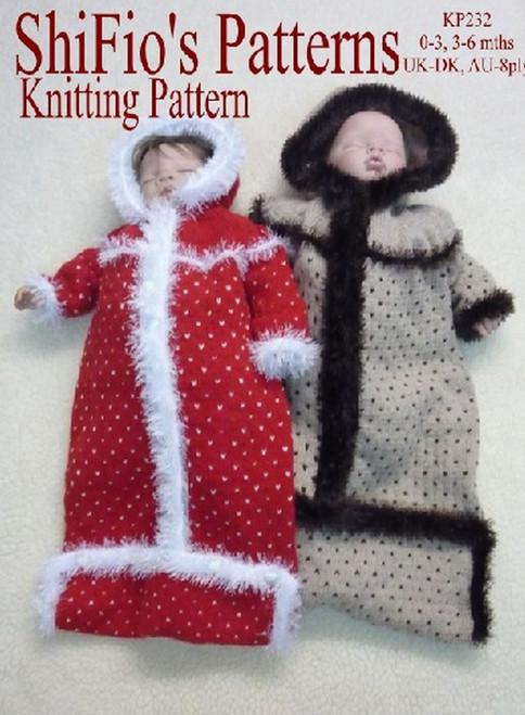 Knitting Pattern #232