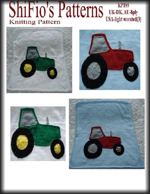 Knitting Pattern #189