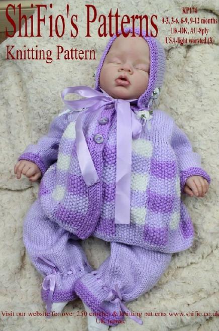 Knitting Pattern #174