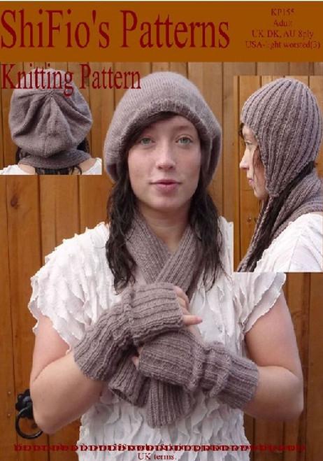 Knitting Pattern #155