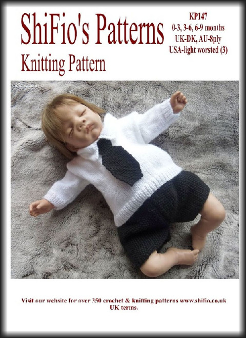 Knitting Pattern #147