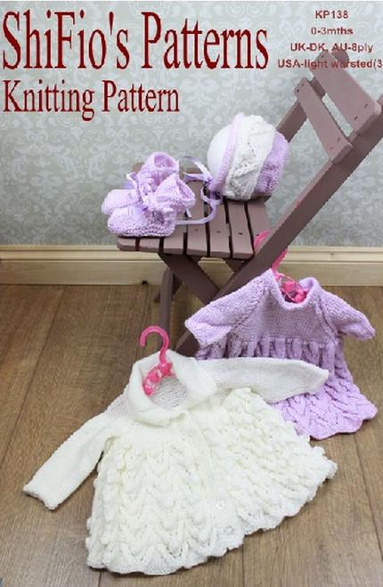 Knitting Pattern #138