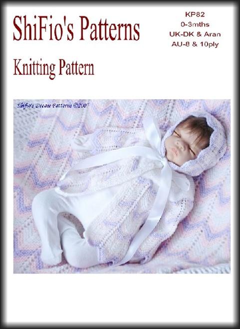 Knitting Pattern #82