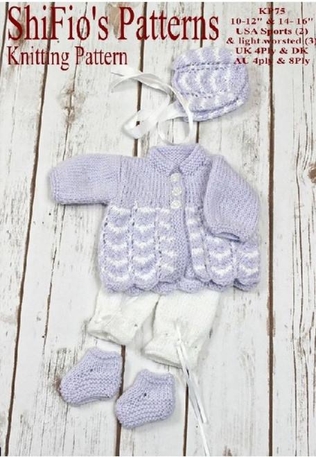 Knitting Pattern #75