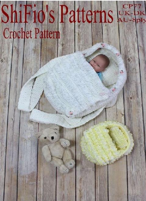 Crochet Pattern #77