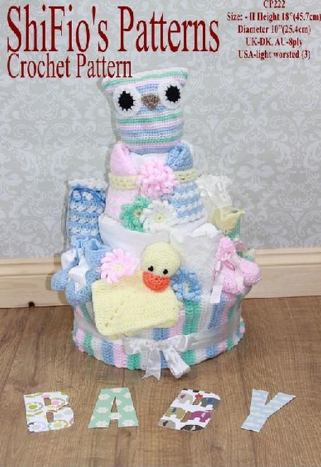 Crochet Pattern #222