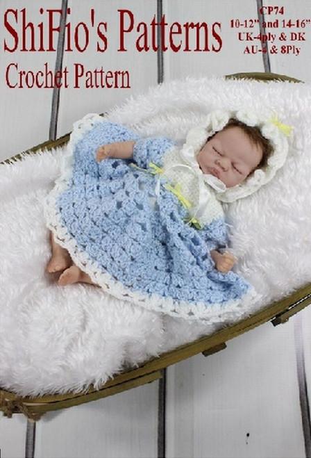 Crochet Pattern #74