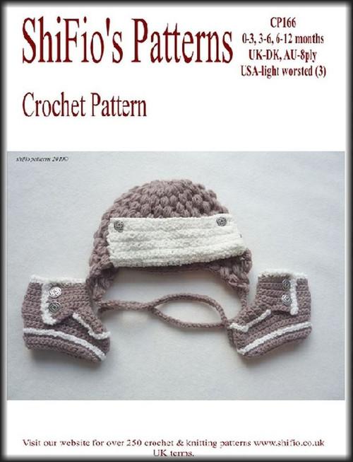 Crochet pattern #166